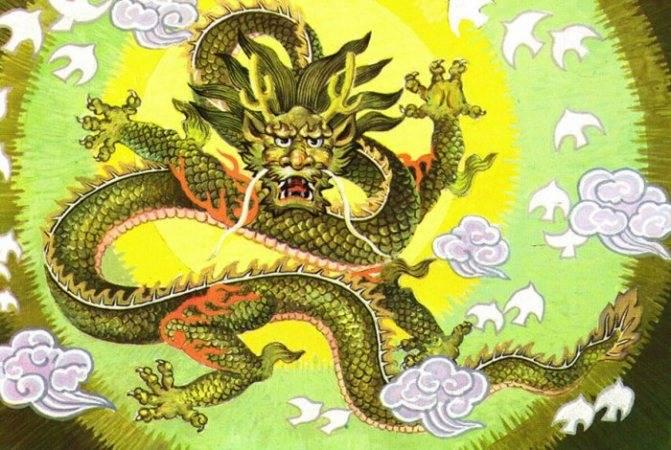 Китайский дракон — значение, виды, легенды о существе