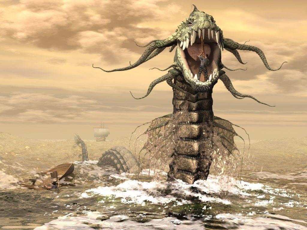 Левиафан | bestiary.us