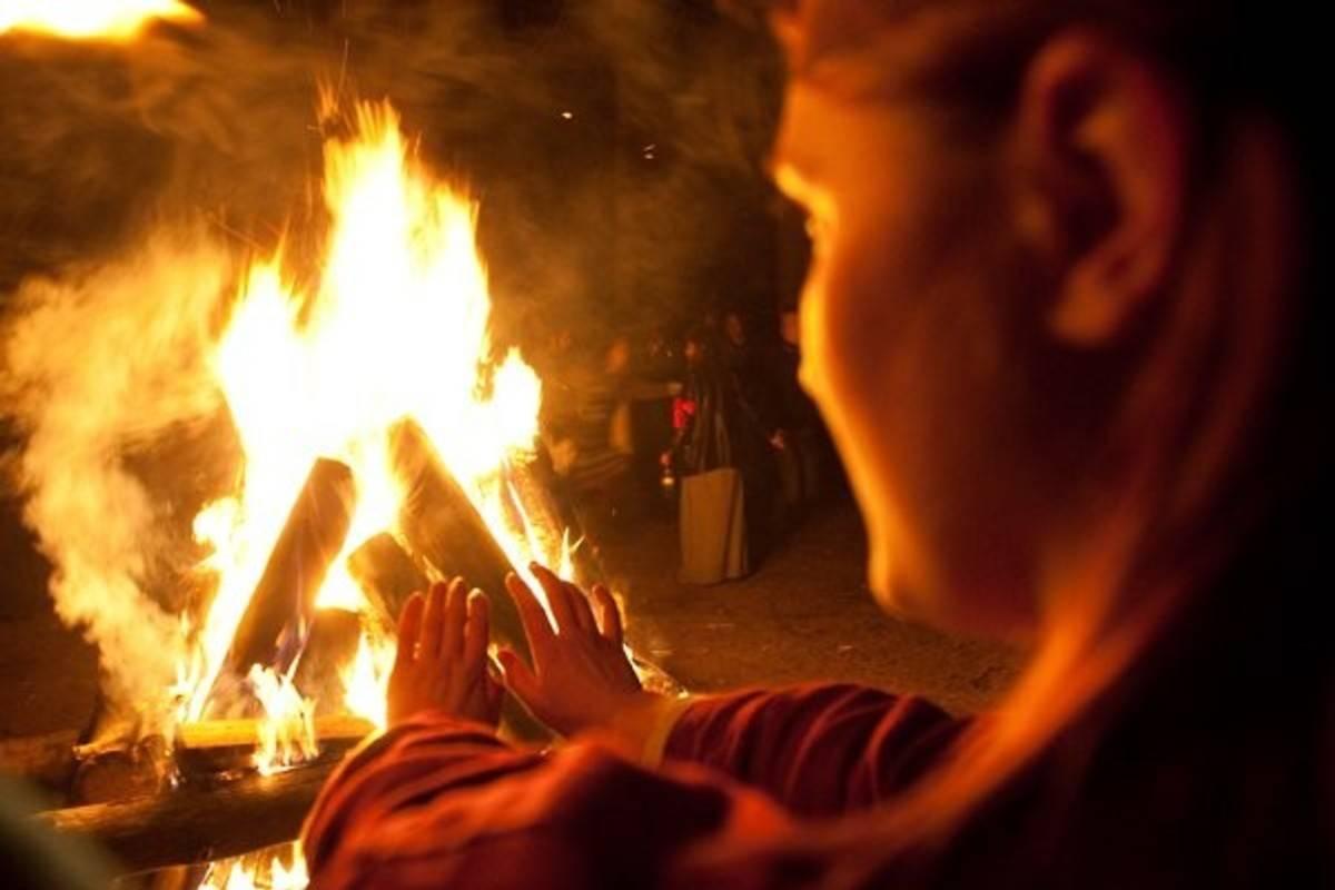 Праздник самайн 2020: ритуалы кельтской ночи   магия