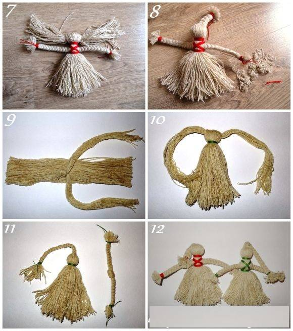 Секреты изготовления кукол мотанок. кукла-мотанка: что мы знаем о прадавнем сакральном обереге украинцев. правила и особенности технологии изготовления оберегов