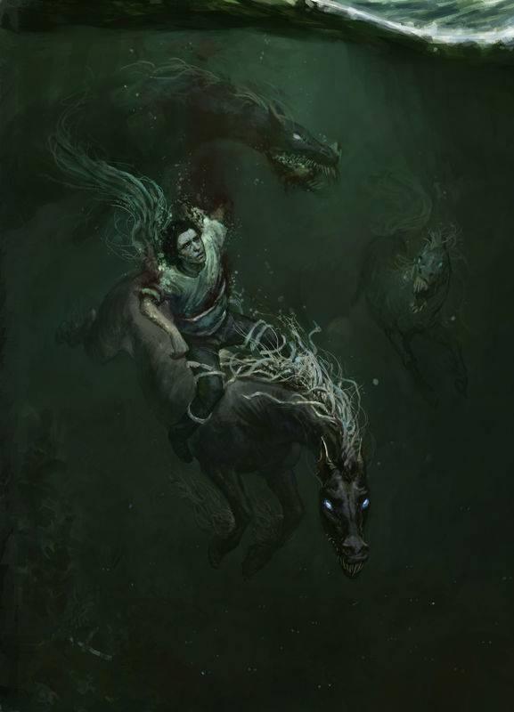 Мифология и фольклор народов центральной европы   bestiary.us