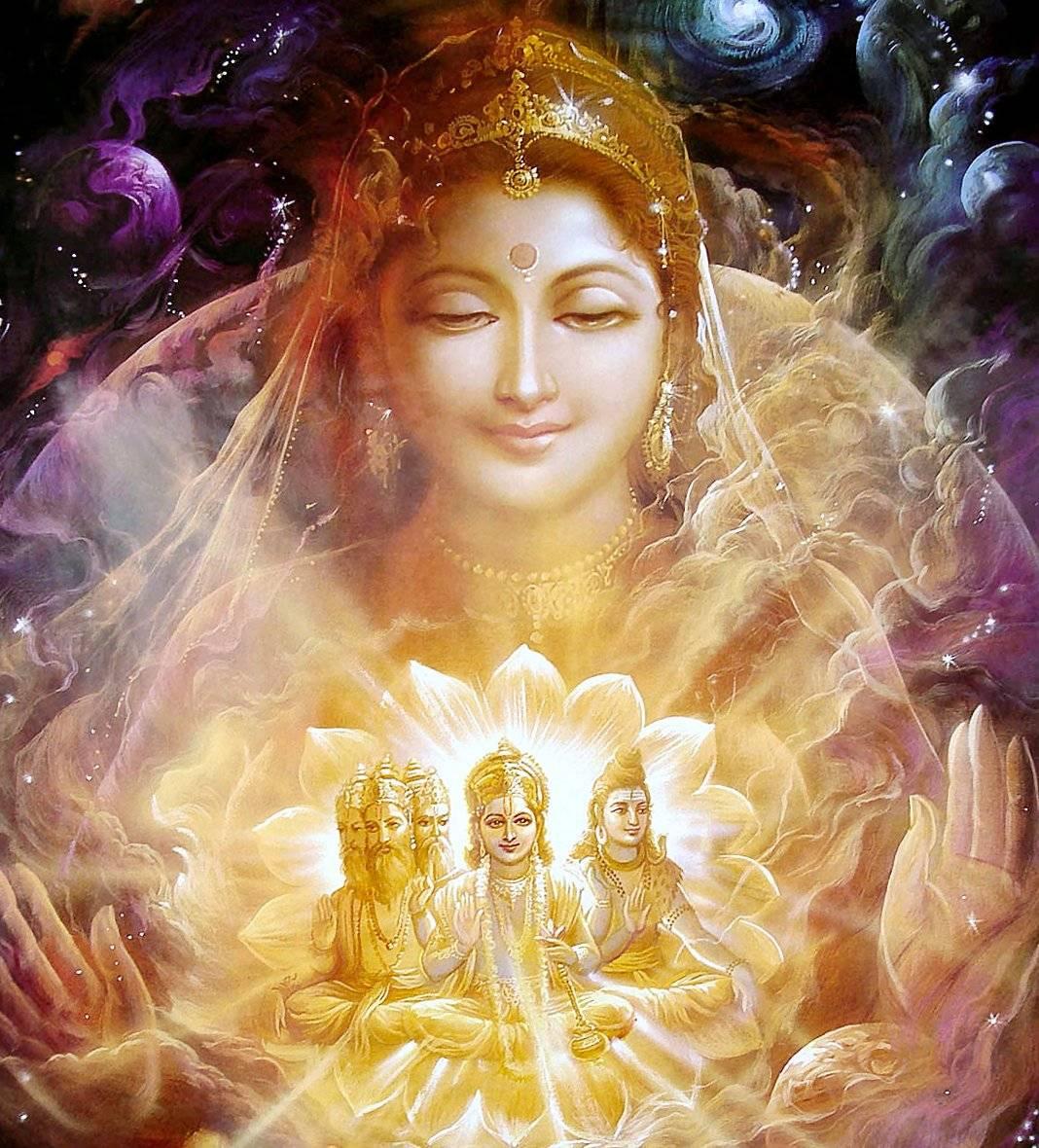 Мантра интуиции для развития сверхспособностей и мудрости