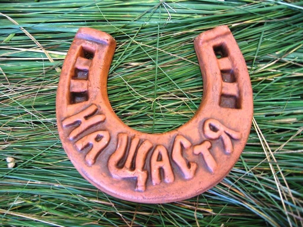 Подкова на счастье и удачу над дверью: к чему найти кованый оберег, фото
