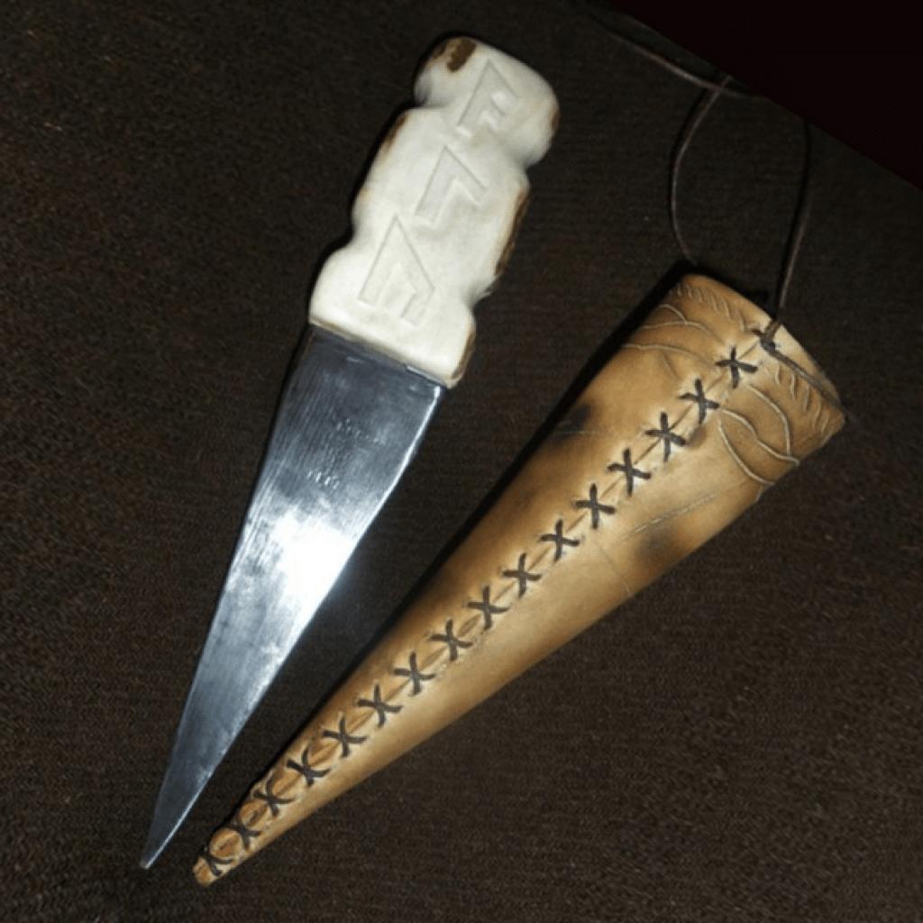 К чему найти нож на улице: приметы, что делать