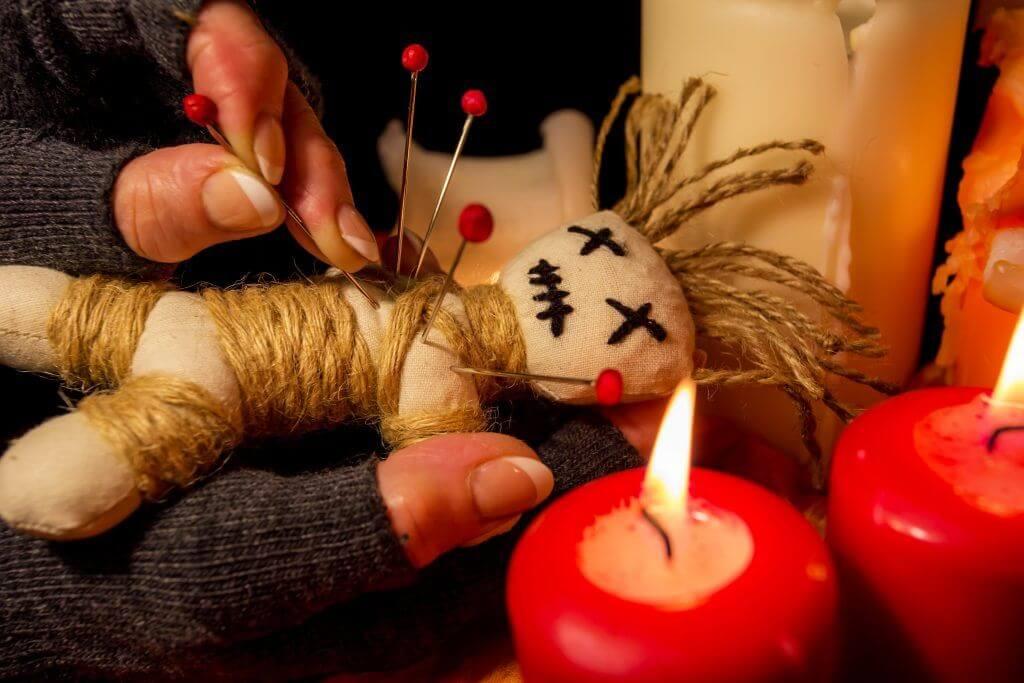 Кукла вуду как сделать оберег защиту на кровную месть