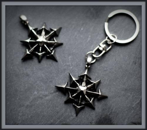 Талисман звезда удачи (эрцгамма): значение, как использовать