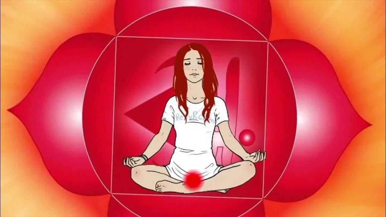 Медитация для гармонизации энергии в муладхара-чакре - свами даши