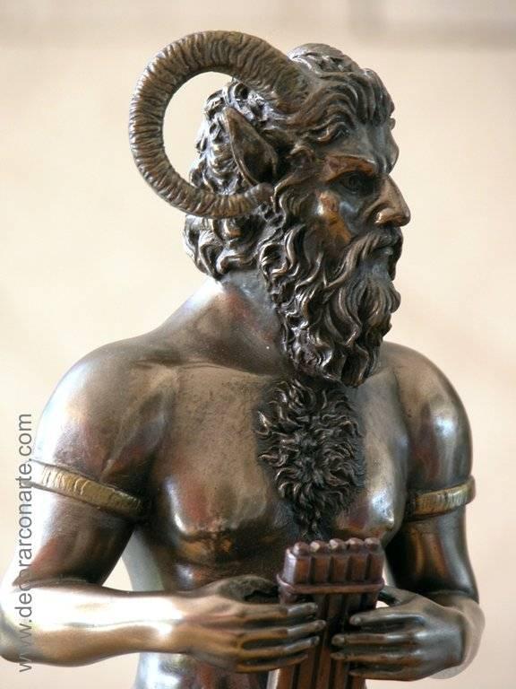 Пан (мифология) - вики