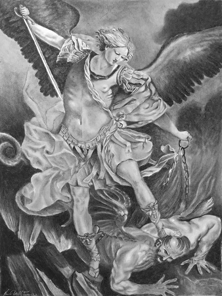 Архангел гавриил — роль ангела в иудаизме, христианстве и исламе