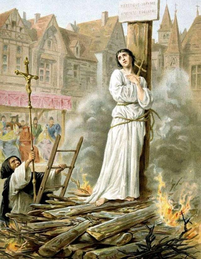 История тёмных веков: зачем и как ведьм сжигали на костре