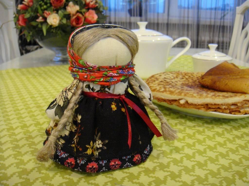 Кукла масленица своими руками из разных материалов: идеи для творчества