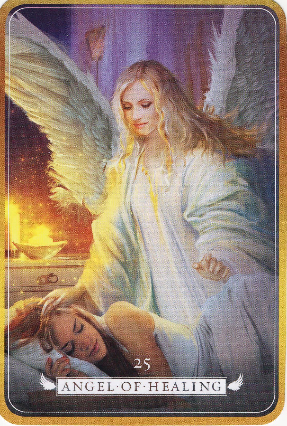 Карты дорин верче: консультация у ангельских существ