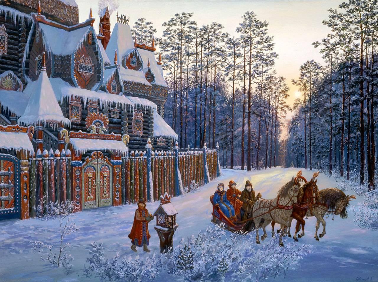 Когда раньше отмечался славянский новый год — новолетие