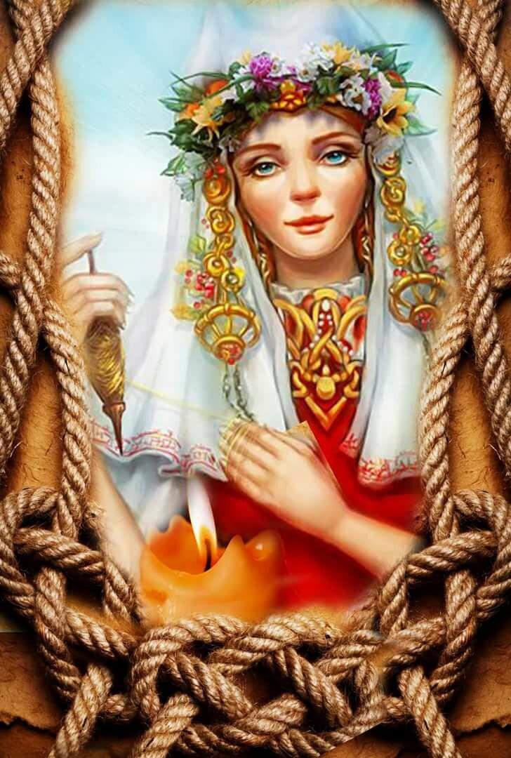 Духовные покровительницы женщин - авторский сайт анны премьера