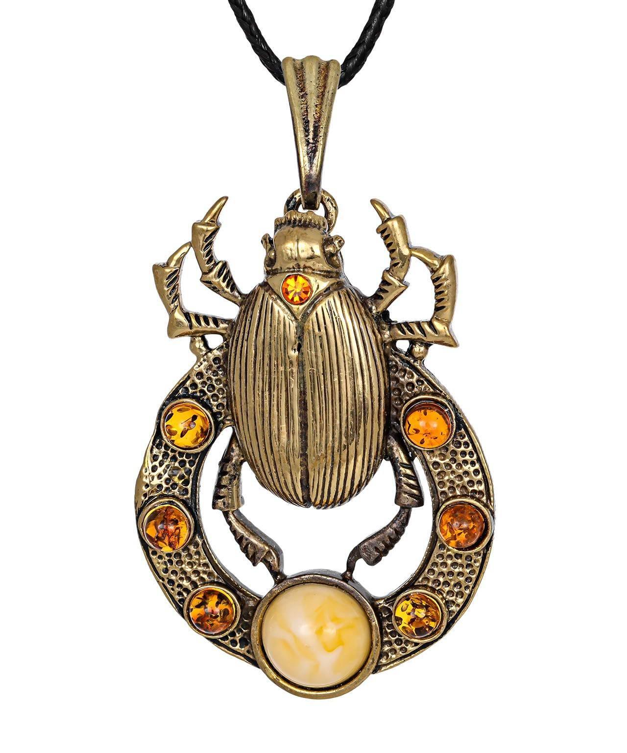 Значение египетского талисмана жук скарабей