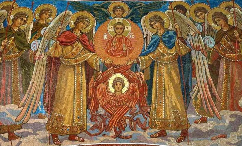 В чем отличие ангела от архангела