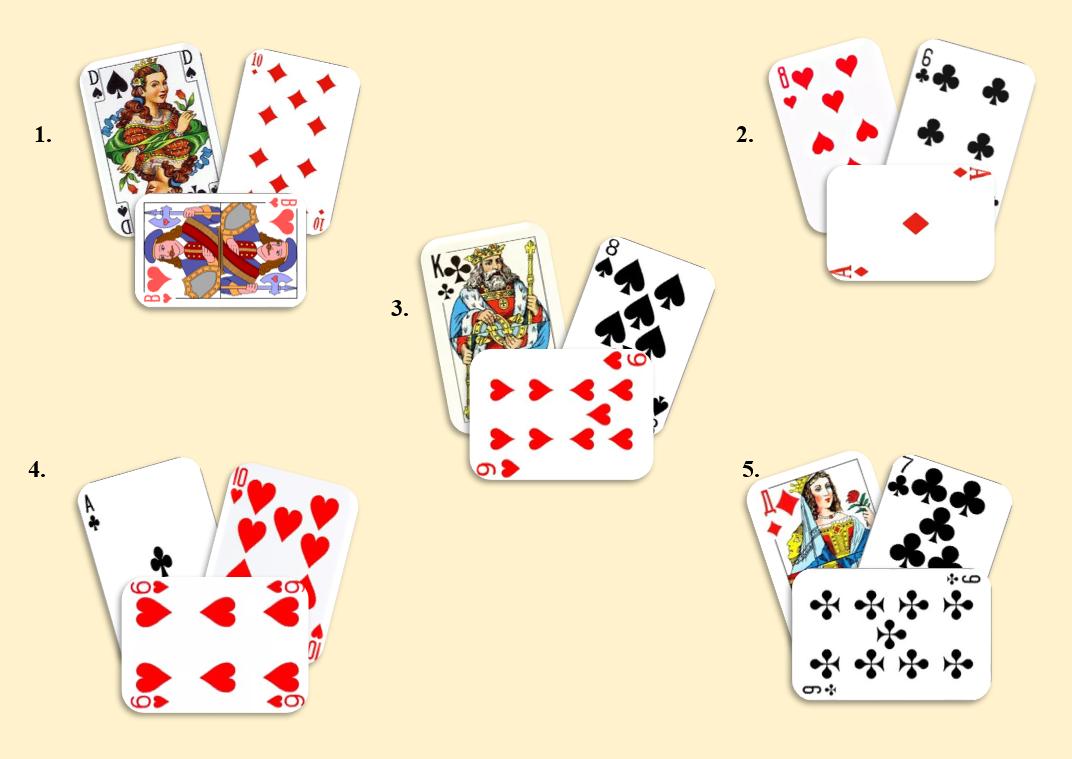 Гадание чем сердце успокоится на картах цыганское гадание торот на 52 карты с джокером