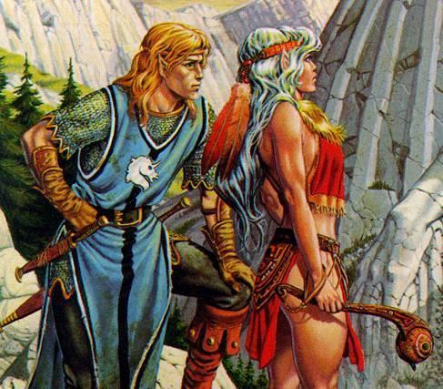 Происхождение эльфов в мифологии