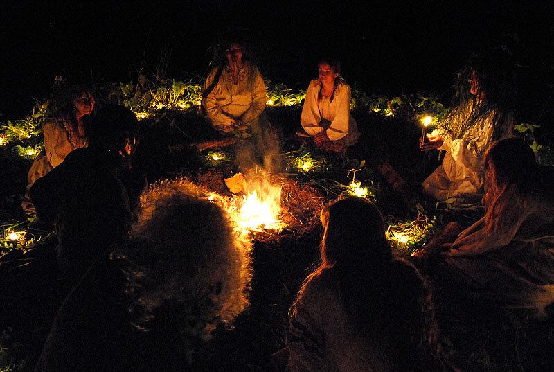 Магический обряд и ритуалы.