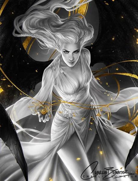 Касикандриэра — богиня из иного мира