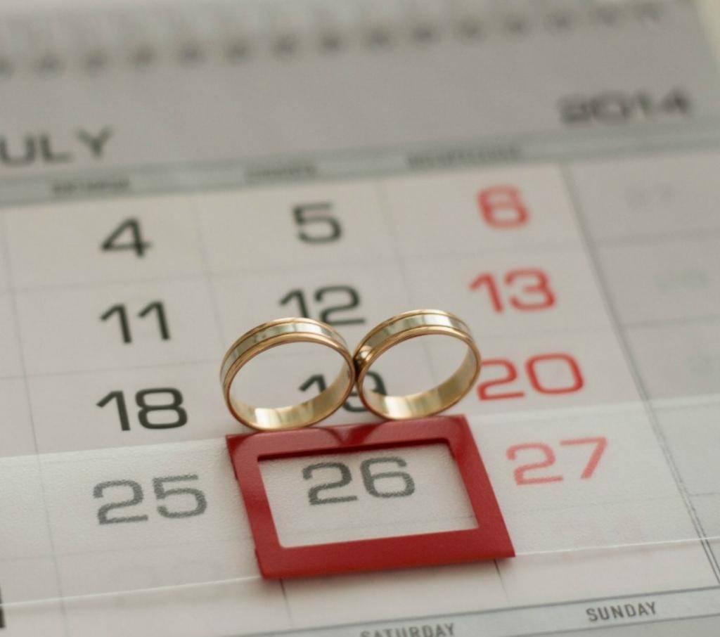 Приметы о свадьбах по дням недели - когда можно и нельзя жениться