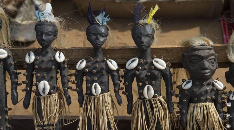 Куклы вуду на смерть сделать: этапы ритуала