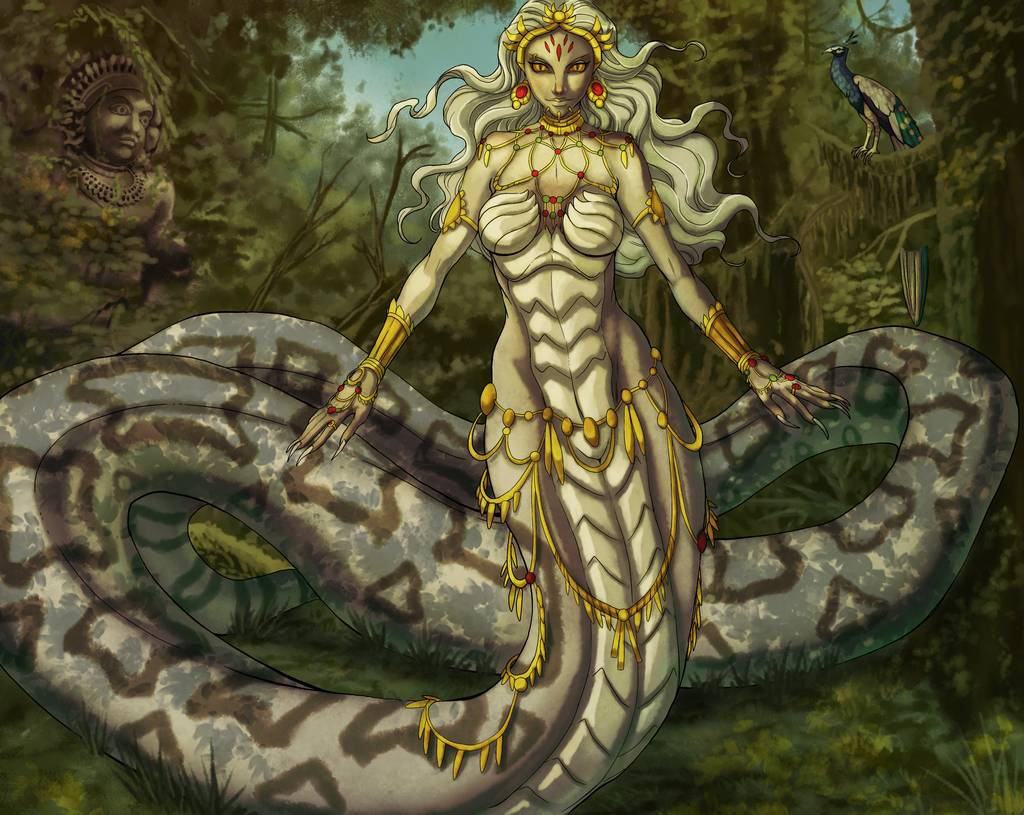 Ламия | warhammer fantasy battles вики | fandom