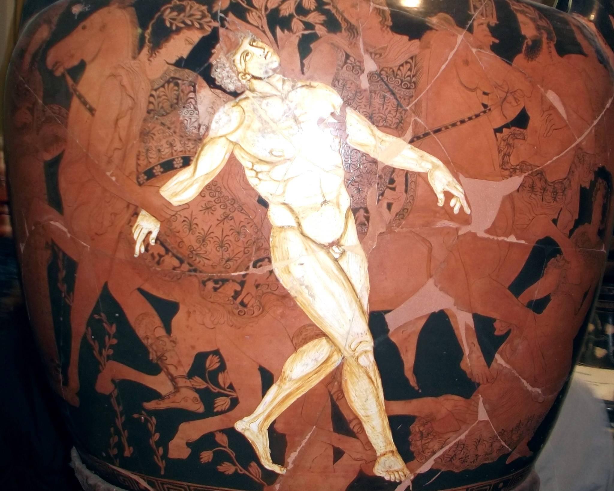 Талос - первый робот или космический корабль в древней греции | обратная сторона истории|легенды | яндекс дзен