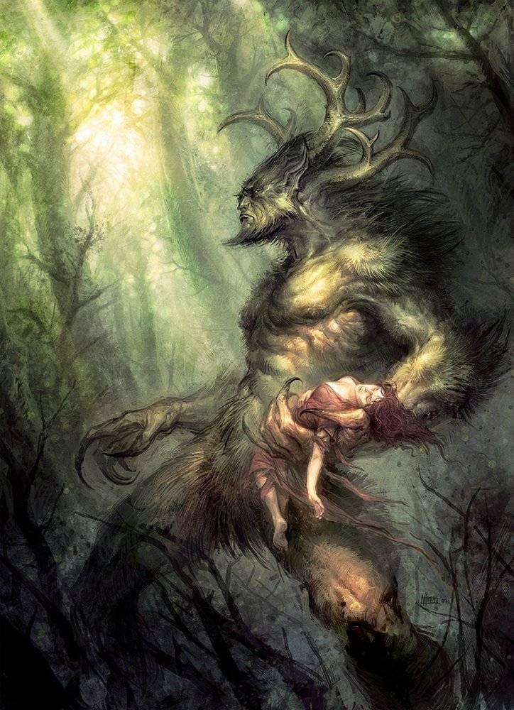 Проказник пак, кто он — добрый помощник или враг?   | магия любви