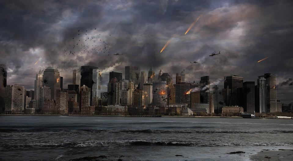 Конец света 2020 на шкале времени | ра-дуга новой эры | яндекс дзен