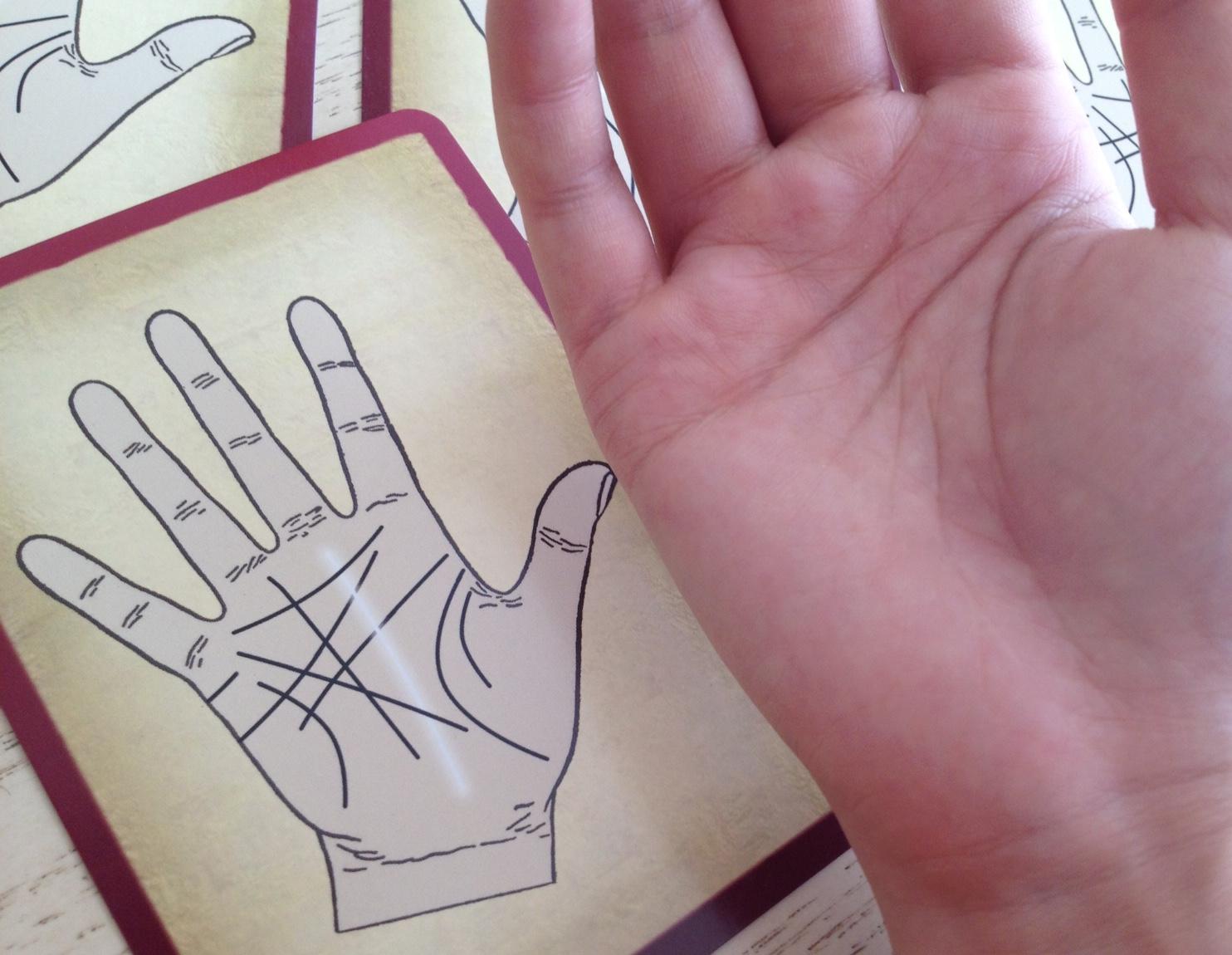 Что означает линия ангела хранителя (марса) на руке. линия ангела хранителя на руке