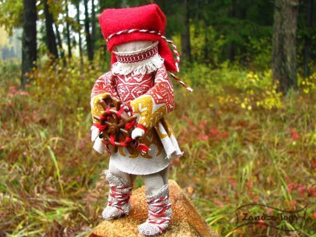 Славянские куклы-обереги: виды, как сделать своими руками (мастер-класс) | магия