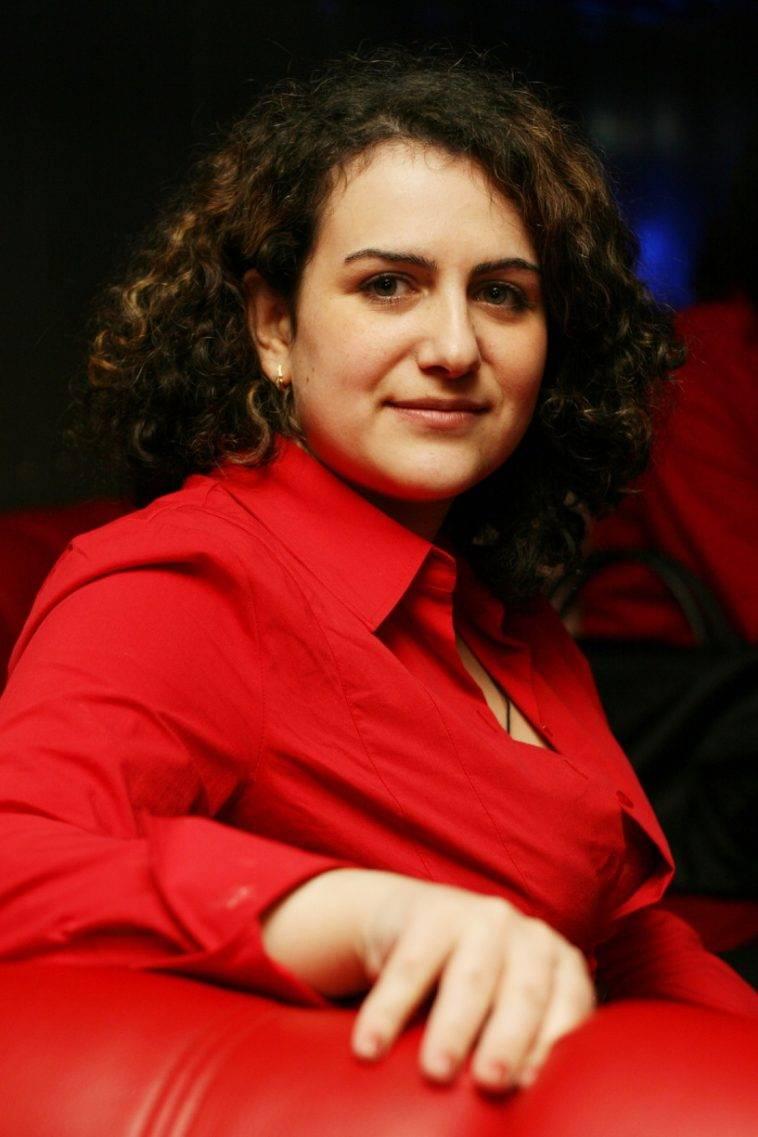 Нонна Хидирян — могучая армянская ясновидящая