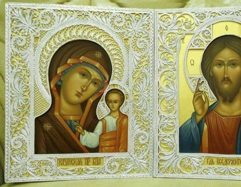 К чему падает икона: значение приметы и мнение церкви