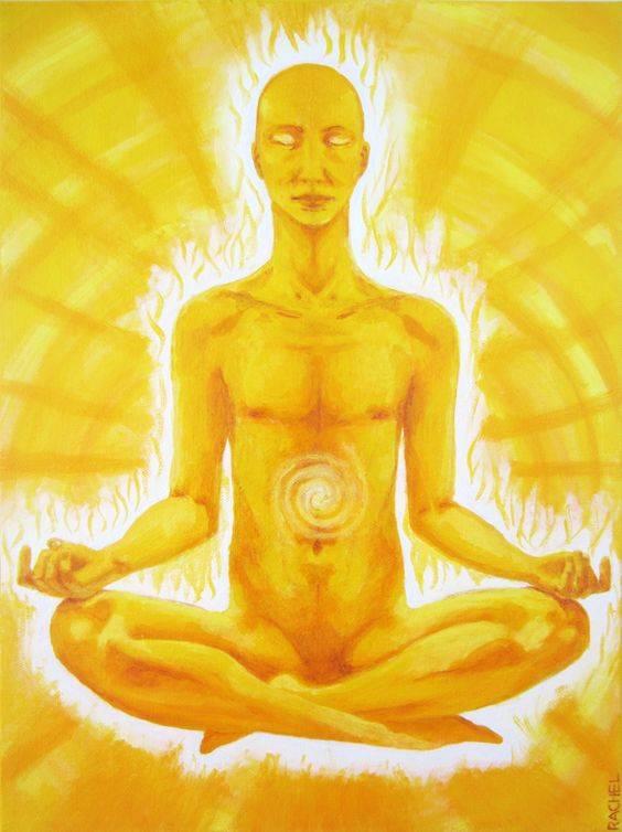 Манипура - третья чакра. солнечное сплетение 10 форм власти