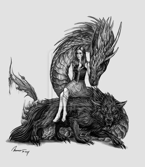 Кто такой ермунганд, и стоит ли делать тату с его изображением?
