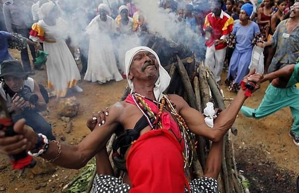 Вуду на гаити — мирная религия или черная магия?
