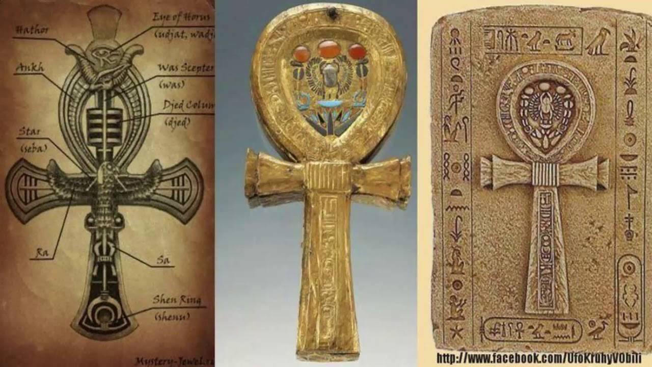 Амулет анкх - египетский крест: значение для мужчин и женщин
