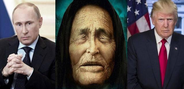 Ванга о США — конец гегемонии близок!