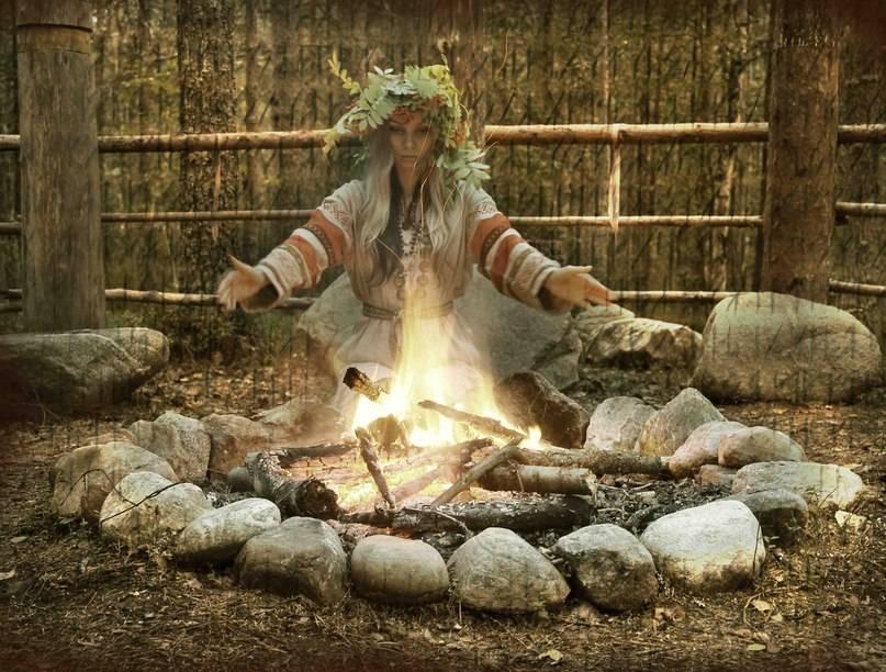 Русская магия: обряды продевания » блог полезных советов