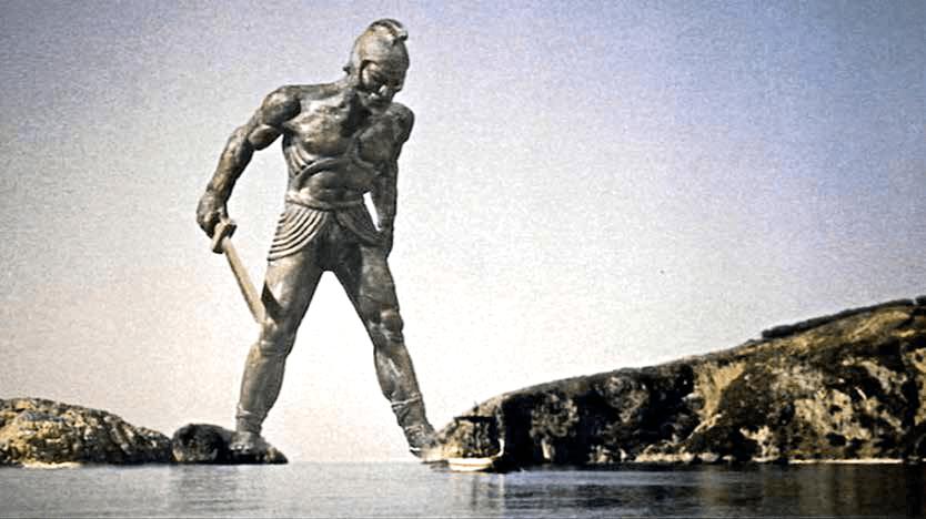 Талос - мифология древней греции на grekomania