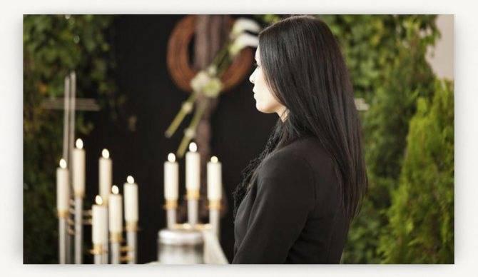 Можно ли беременным ходить на кладбище в родительский день, на пасху, на похороны - ответ священника