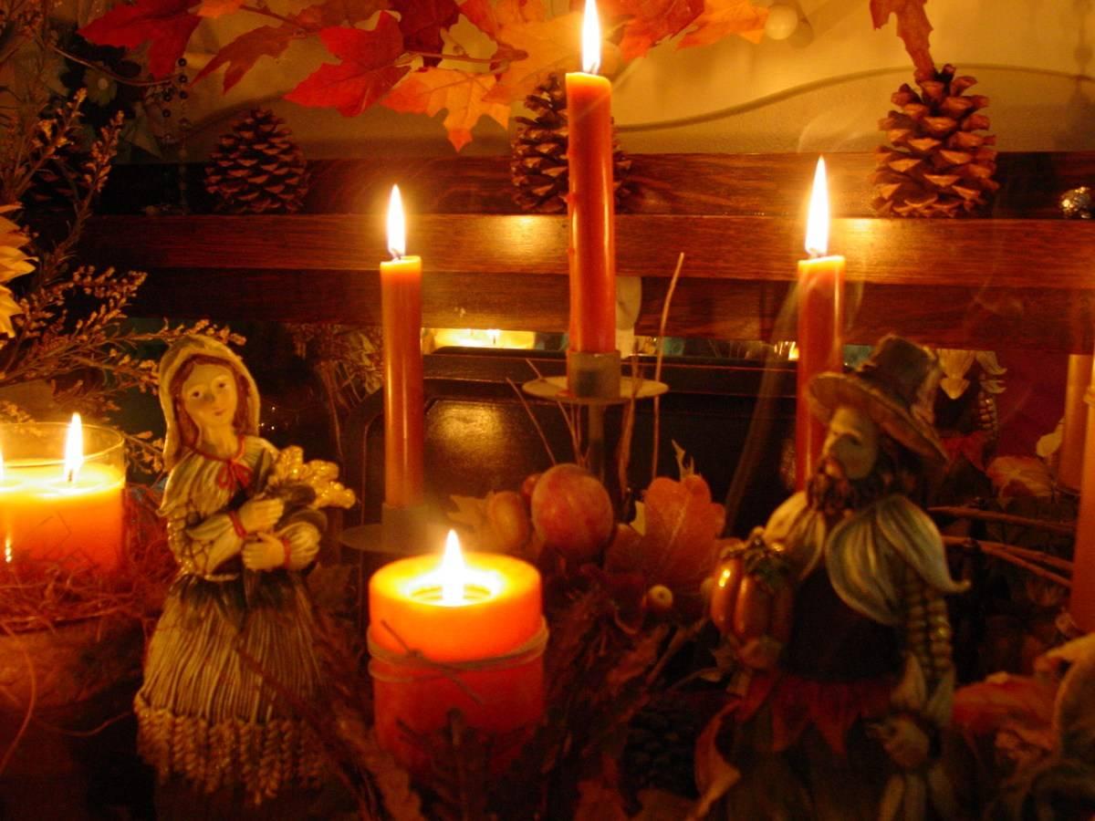 Самхейн у славян, или велесова ночь — суть праздника, традиции и ритуалы