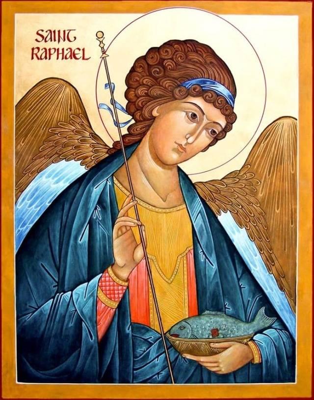 Архангел Рафаил — с чем обращаться и как молиться