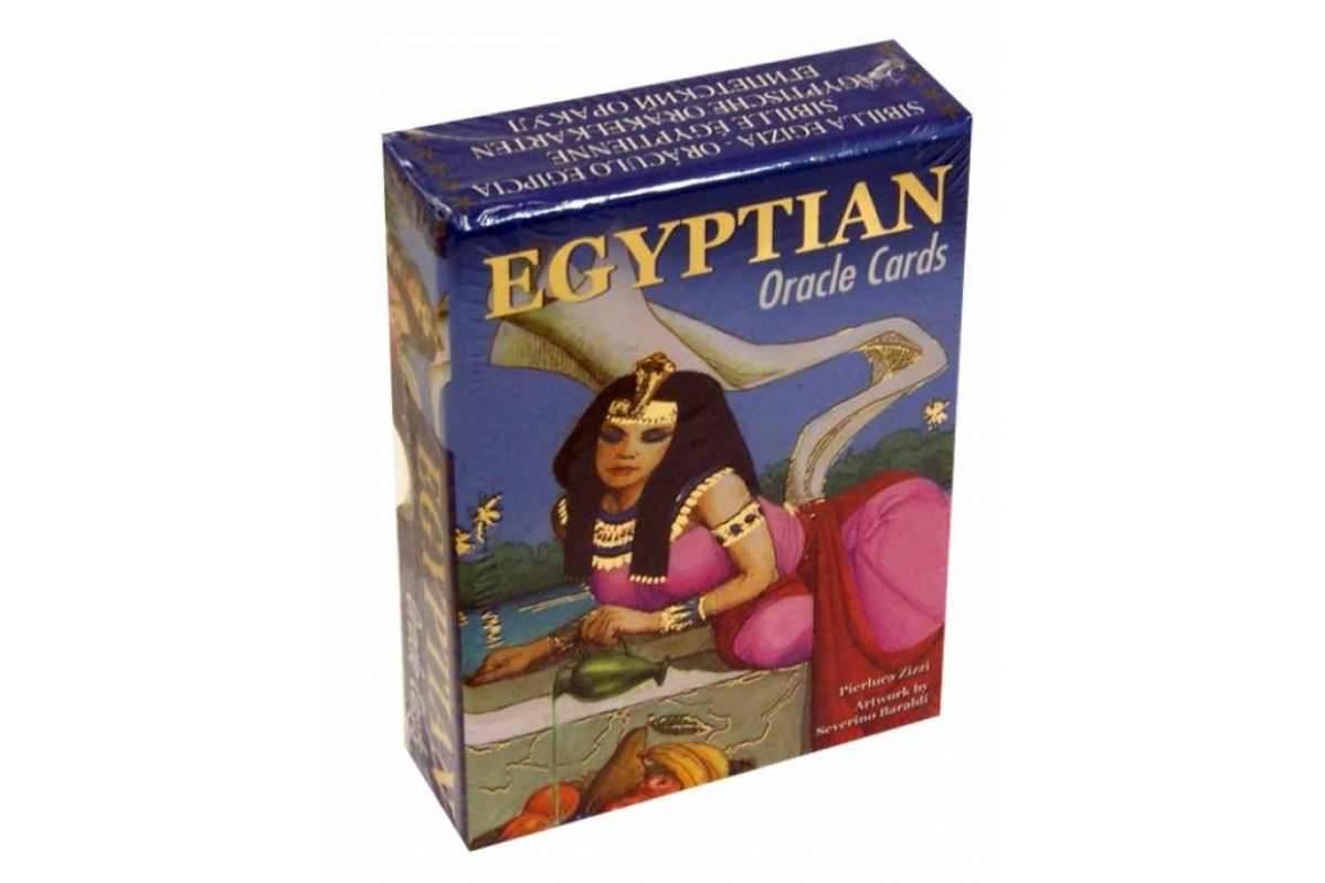 """Онлайн гадание """"египетский оракул"""" на картах таро"""