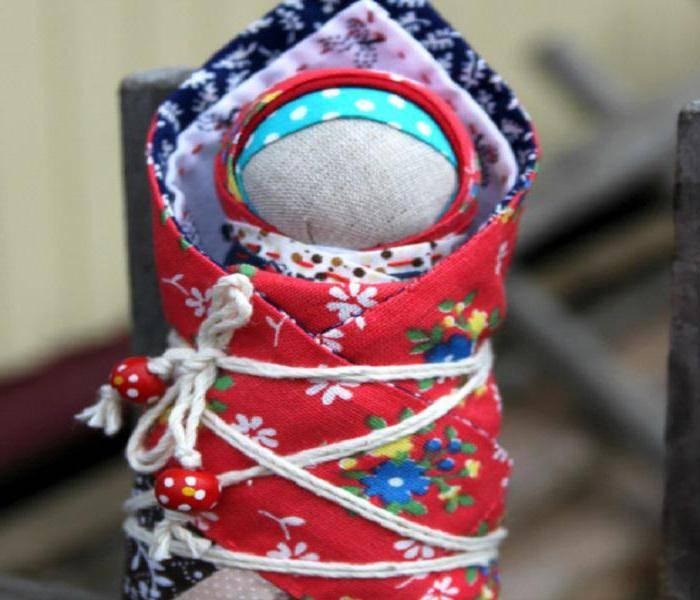 Славянские куклы - обереги: пеленашка