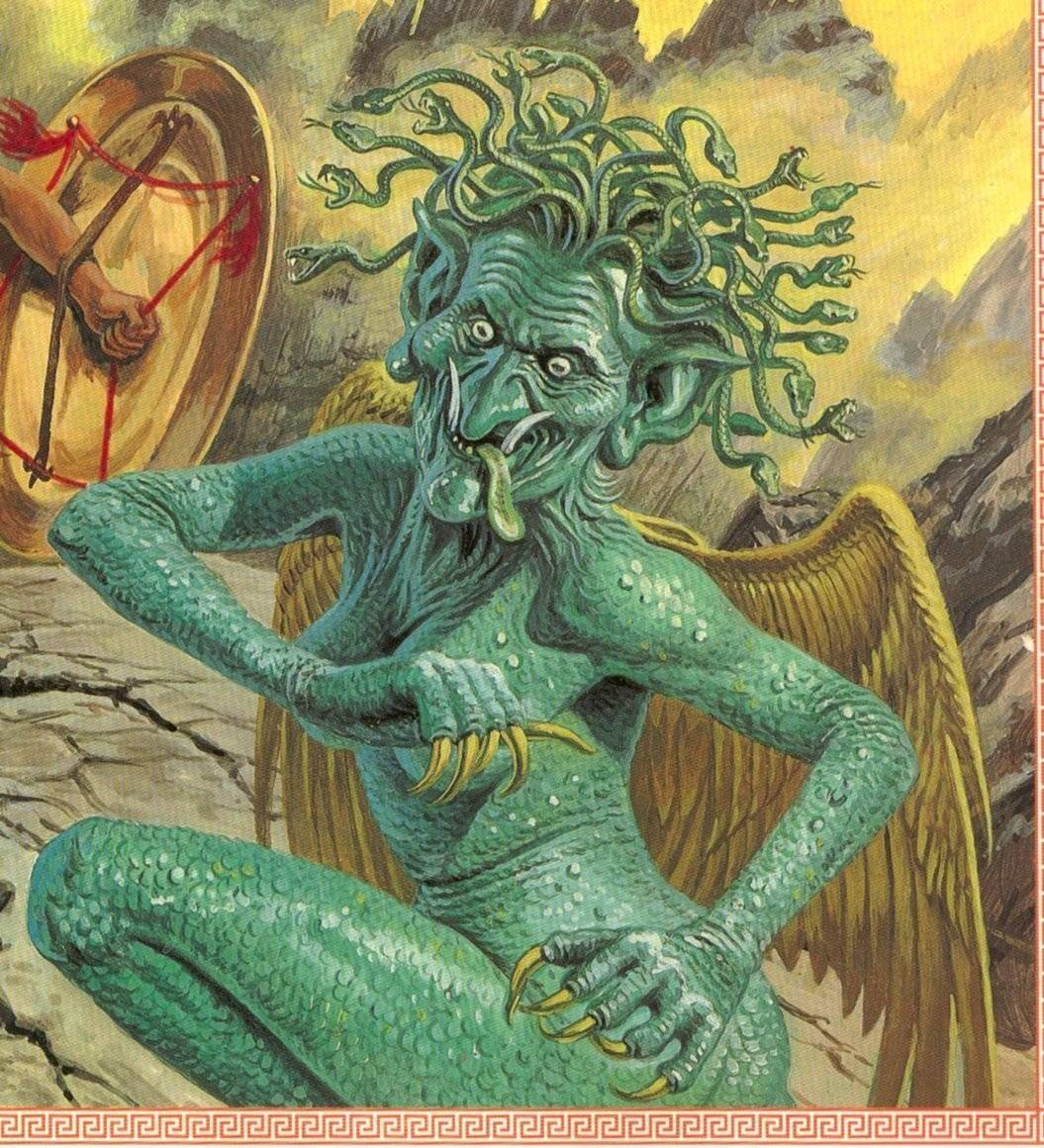 Мифические существа древней греции: список, древнегреческая мифология