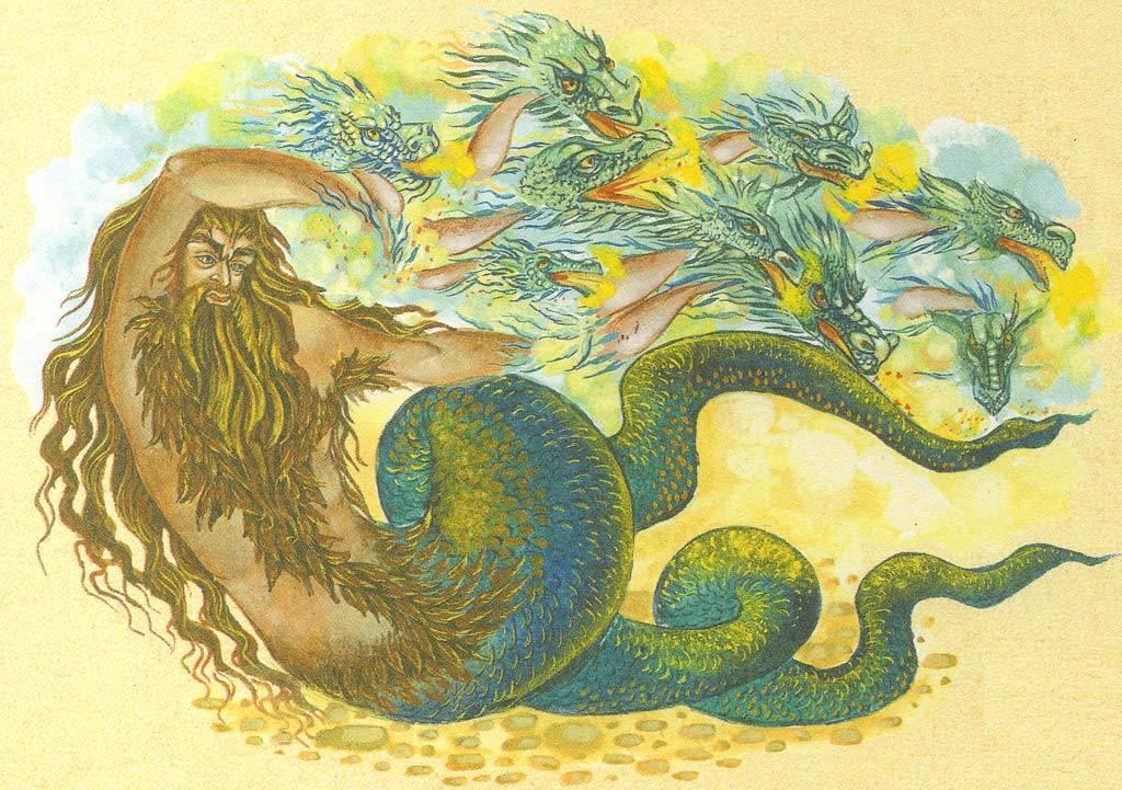 Значение слова тифон в справочнике персонажей и культовых объектов греческой мифологии. тифон и ехидна и сущности, которых они породили дети ехидны и тифона