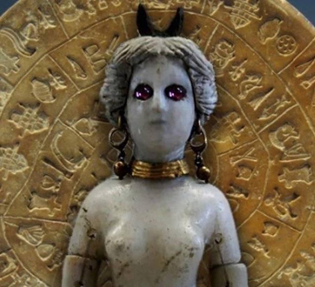 Великие матери и богини человечества от каменного века до наших дней