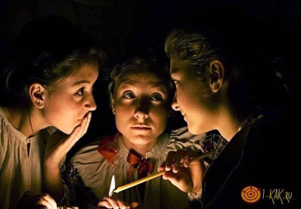 Как вызвать пиковую даму — практика призыва духов